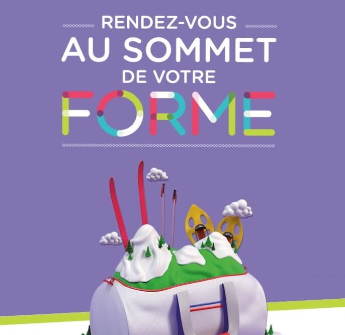"""UNE JOURNÉE DE LANCEMENT """"SKI FORME"""" RÉUSSIE !"""