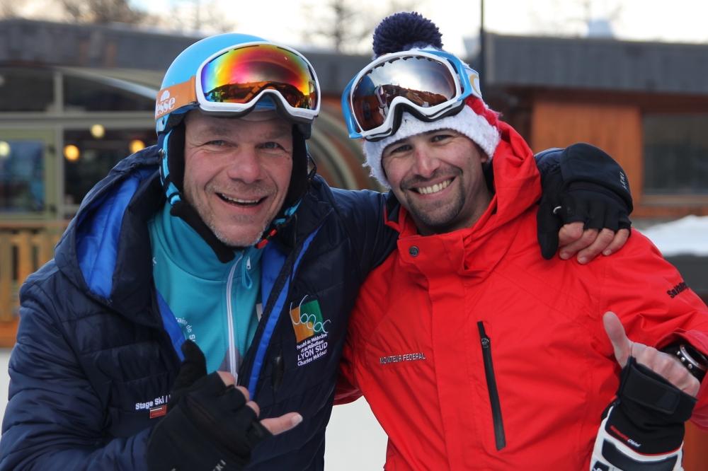 ANENA Stage Ski Etudes 2018 - Fac Lyon Sud